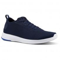 Reebok ASTRO WALK 60 Walking Shoes Mens Collegiate Navy/Vital Blue/White CN4574