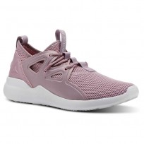 Reebok Cardio Motion Studio Shoes Womens Insused Lilac/Porcelain/Twisted Pink CN4864