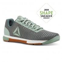 Reebok Speed TR Flexweave™ Training Shoes Womens Chalk Green/Industrial Green/Chalk/Gum CN5505