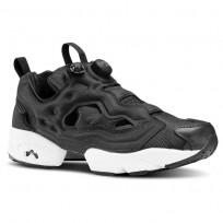 Reebok InstaPump Fury Shoes Mens Black/White V65750