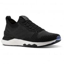 Reebok Floatride 6000 Lifestyle Shoes Mens Black/Coal/White CN1759