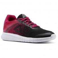 Reebok Instalite Shoes Womens Og-White/Excellent Red/Rbk Brass/Black CN0848