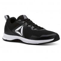 Reebok Express Runner 2.0 Running Shoes Womens Black/White CN3006