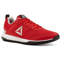 Reebok CXT TR Training Shoes Mens Primal Red/Blk/Foggy Gry/Wht/Skull Grey/Silv CN2665