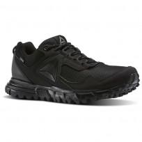 Reebok Sawcut Walking Shoes Mens Black/Ash Grey BD5861