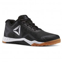 Reebok ROS Workout TR 2.0 Training Shoes Womens Black/Reebok Rubber Gum/White/Pure Silver BD5132