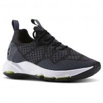 Reebok CloudRide LS DMX Outdoor Shoes Womens Black/Stonewash/White BD4137