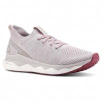 Reebok Floatride RS ULTK Running Shoes Womens Infsd Lilac/Twisted Berry/Spirit Wht/Skl Gry CN2572