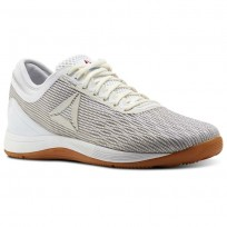 Reebok CrossFit Nano Shoes Womens White/Classic White/Excellent Red/Blue CN1039