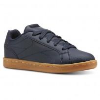 Reebok Royal Complete Shoes Boys Outdoor-Collegiate Navy/Graphite/Dark Gum CN4804