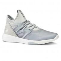 Reebok Hayasu Studio Shoes Womens Cloud Grey/Meteor Grey/Silver Metallic/White BS5904