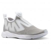 Reebok Pump Supreme Lifestyle Shoes Mens White/Spirit White CN5572
