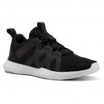 Reebok Reago Training Shoes Womens Coal/Black/Field Tan/Porcelain/Foggy Grey CN5183