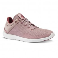 Reebok Studio Basics Studio Shoes Womens Infused Lilac/Twisted Berry/White CN4870