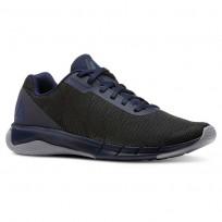 Reebok Flexweave Run Running Shoes Mens Collegiate Navy/Cool Shadow/Bunker Blue CN5143