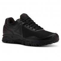Reebok Ridgeride Trail 3.0 Walking Shoes Womens Black CN3481