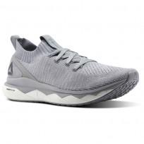 Reebok Floatride RS ULTK Lifestyle Shoes Mens Cloud Grey/Cool Shadow/Skull Grey/White CM8756