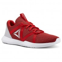 Reebok Reago Training Shoes Mens Primal Red/Ash Grey/White/Cloud Grey CN5130