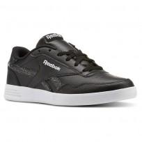 Reebok Royal Techque Shoes Womens Black/White/Sleet CN3202