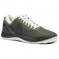 Reebok CrossFit Nano Shoes Womens Hunter Green/Coal/Chalk CN1043