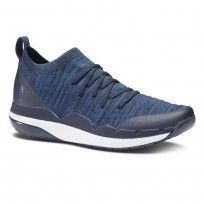 Reebok Ultra Circuit TR ULTK LM Studio Shoes Mens Collegiate Navy/Washed Blue/White CN5949