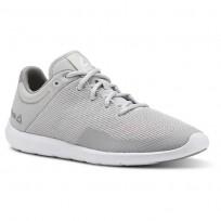 Reebok Studio Basics Studio Shoes Womens Skull Grey/Tin Grey/White CN4868