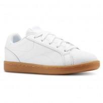 Reebok Royal Complete Shoes Boys Outdoor-White/Dark Gum CN4802