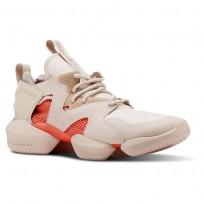 Reebok 3D OP. Shoes Mens Bare Beige/Bare Brown/Digital Pink CN5626
