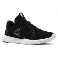 Reebok Reago Training Shoes Womens Black/Alloy/Field Tan/White CN5186