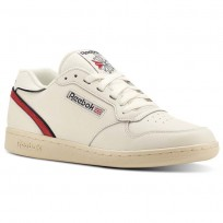 Reebok ACT 300 Shoes Mens Chalk/Paperwht/Collegiate Navy/Excellent Red CN3845