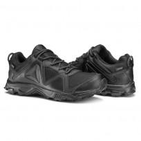 Reebok Franconia Ridge 3.0 GTX Walking Shoes Womens Black/Coal BS9406