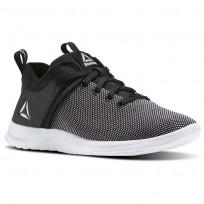 Reebok Solestead Walking Shoes Womens Black/White BD5744