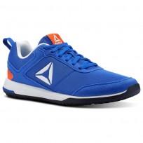 Reebok CXT TR Training Shoes Mens Vital Blue/Atomic Red/Wht/Silv/Collegiate Nvy CN2667