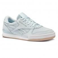 Reebok Phase 1 Pro Shoes Womens Enhanced-Dreamy Blue/Wht/Bare Beige/Noble Gry CN5461