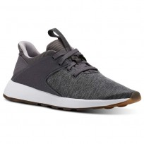Reebok Ever Road DMX Walking Shoes Womens Ash Grey/Lavender Luck/White/Gum CN2218