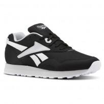 Reebok Rapide MU Shoes Mens Black/Skull Grey/White CN5914