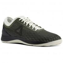 Reebok CrossFit Nano Shoes Mens Hunter Green/Coal/Chalk CN1030