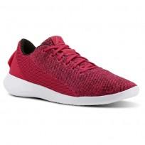 Reebok Ardara Walking Shoes Womens Rugged Rose/Black/White CN2326