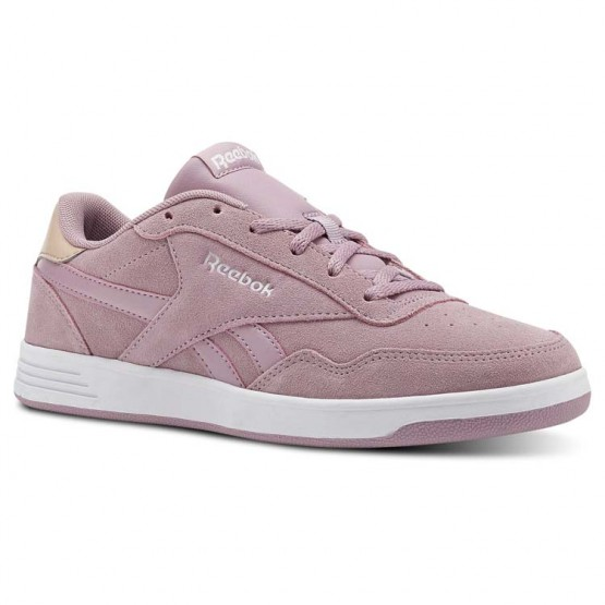 Reebok Royal Techque Shoes Womens Infused Lilac/Bare Beige/White CN4481