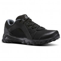 Reebok Trailgrip Walking Shoes Mens Black/Asteroid Dust/Coal BS5236