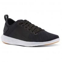 Reebok Astroride Walking Shoes Womens Coal/White CN0858