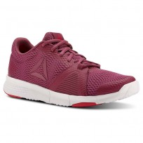 Reebok Flexile Training Shoes Womens Twisted Berry/Infused Lilac/Twisted Pink/Wht CN5360