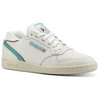 Reebok ACT 300 Shoes Mens Chalk/Paperwhite/Shark/Teal Energy CN3844
