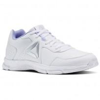 Reebok Express Running Shoes Womens Sandy Rose/Black/White/Skull Grey BS8862