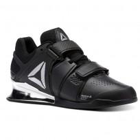 Reebok Legacy Lifter Shoes Womens Black/White/Silver CN1006