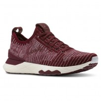 Reebok Floatride 6000 Lifestyle Shoes Womens Rustic Wine/Twisted Berry/Lavendar Luck/Chalk CN2865