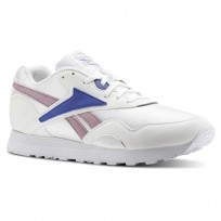 Reebok Rapide MU Shoes Mens We-White/Infused Lilac/Lilac Shadow CN8263