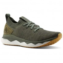 Reebok Floatride RS ULTK Lifestyle Shoes Mens Hunter Green/Coal/Ironstone/White CN1099